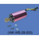 Walkera (HM-60B-Z-44) Brushless motor (WK-WS-26-001)