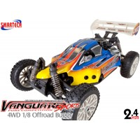 Smartech (ST-083423) Vanguard Sport 4WD 1/8 Scale Offroad Nitro Buggy RTR - 2.4GHz