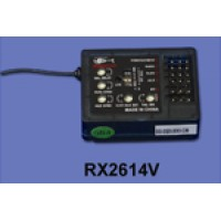 Walkera (HM-V400D02-Z-29) Receiver (RX2614V)