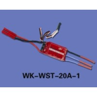Walkera (HM-CB180Z-Z-25) Brushless Speed Controller (WK-WST-20A-1)