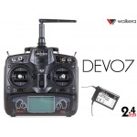 Walkera (WK-DEVO7-TXRX) Devention 2.4 GHz Transmitter w/ RX701 Receiver