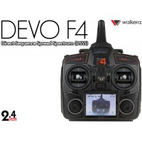 WALKERA (WK-DEVO-F4) FPV Devention 2.4 GHz Transmitter