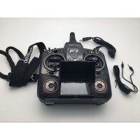WALKERA (WK-DEVO-F7-BL) DEVO F7 Devention 7CH 2.4 GHz Transmitter (FPV Monitor included) - Black Version