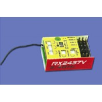 Walkera (HM-V200D01-Z-11) Receiver (RX2437V)