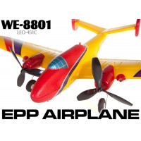 WE (WE-8801) LEO-451C 2CH Airplane RTF