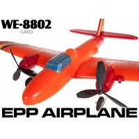 WE (WE-8802) G4M3 Betty 2CH Airplane RTF