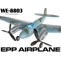 WE (WE-8803) M-10 Mosquito 2CH Airplane RTF