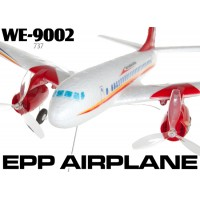WE (WE-9002) 737 2CH Airplane RTF