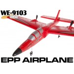 WE (WE-9103) Sward 2CH Airplane RTF