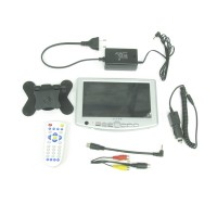 TFT (TFT-TV) LCD color TV for TV / Wireless Color Camera - 7