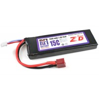 ZD Racing (ZD-S-16140) 2S 1500mAh 15C Lipo Battery